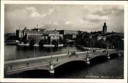Riksbanken och Vasabron