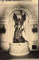 Statue de St. Michel