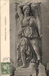 Statue de l'abondance