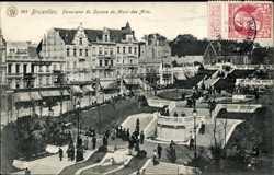 Panorama di Square