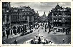 Kaiserplatz, Friedensstraße
