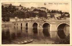 Pont de Jambes et Citadelle