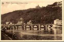 Pont de Jambes, Chateau