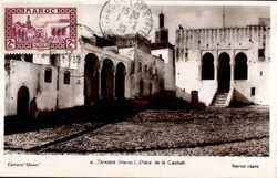Place de la Casbah