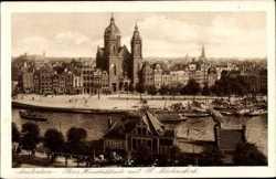 Prins Hendrikkade, St. Nicolaaskerk
