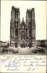 Eglise Sainte Gudule