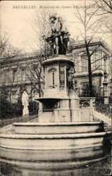 Monument des Comtes d'Egmont
