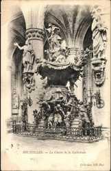 La Chaire de la Cathedrale