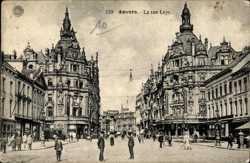 la rue Leys