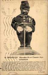 en Chasseur Alpin Citation
