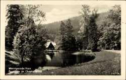 Forsthaus im Christianental