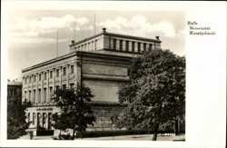 Universität, Hauptgebäude