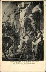Musee d'Anvers, Le Christ entre les deux Larrons