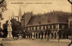 Dompropstei, Kriegerdenkmal, Martinikirche