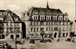 Marktplatz, Rathaus