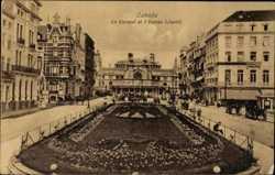 Kursaal, Avenu Leopold